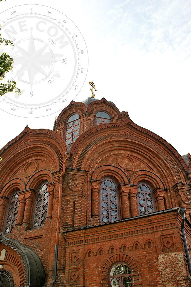Храм Архангела Михаила во Владимире - фото