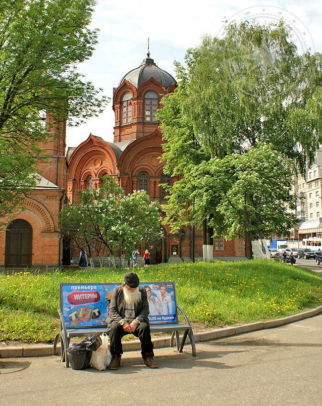 Владимир - Церковь Михаила Архангела