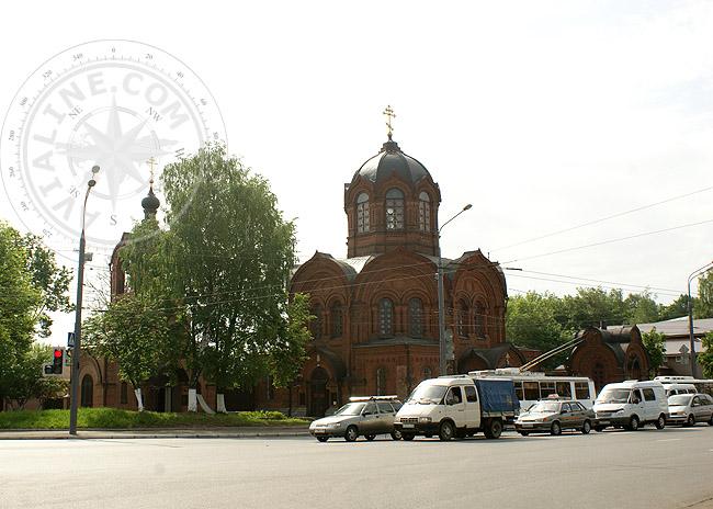 Владимир. Церковь Михаила Архангела