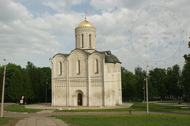 Дмитриевский собор - Владимир
