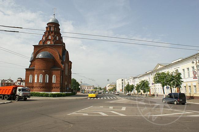 Улица Дворянская - Владимир