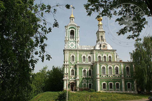 Владимир - Никитская церковь - ул. Княгининская, 8