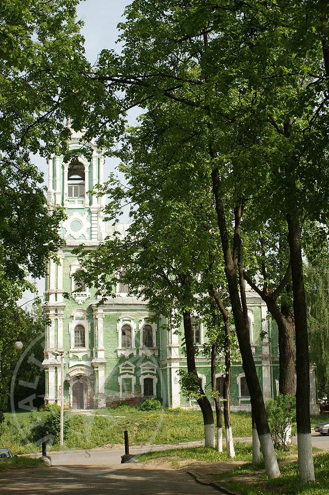 Владимир - Никитская церковь - паломничество