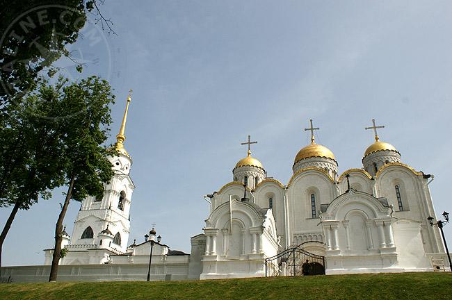 Паломничество по России - Успенский собор