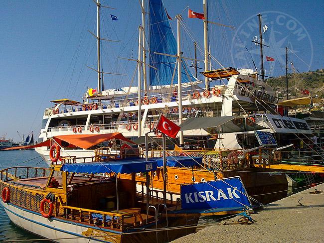 Морские прогулки и экскурсии - Алания