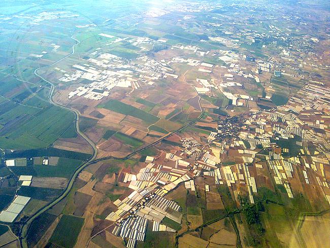 Алания с высоты - полет на самолете