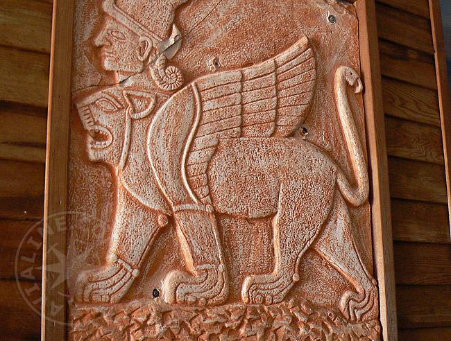Культура Турции - роспись стен