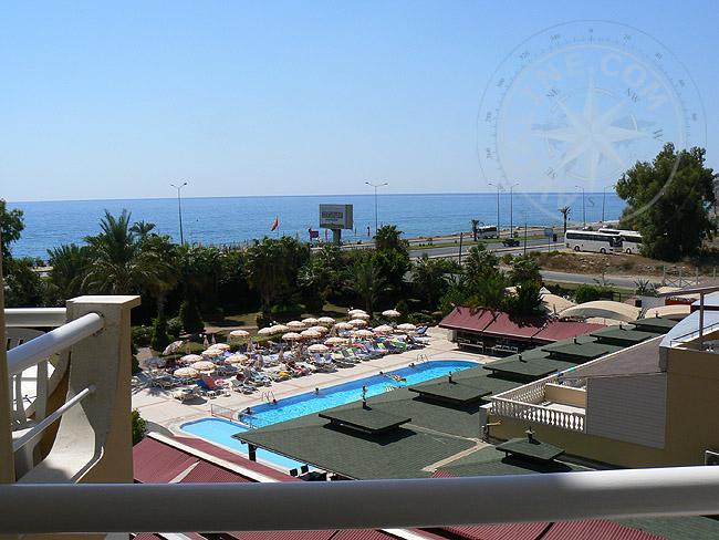 Отели Алании - гостиницы у моря