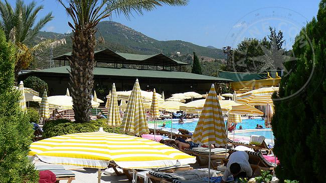Отель Beach Club Doganay - Аланья - на берегу моря