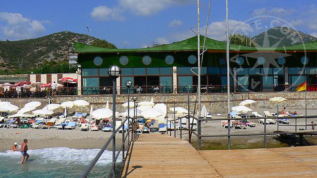 Пляжи Аланья - Алания - пляж