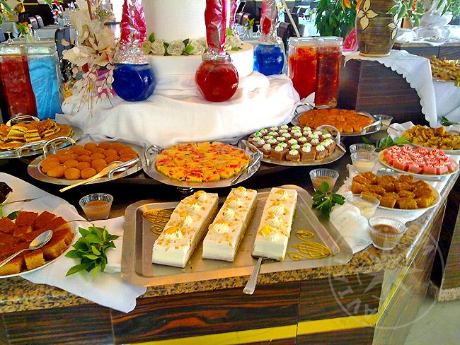 Блюда из меню турецкой кухни