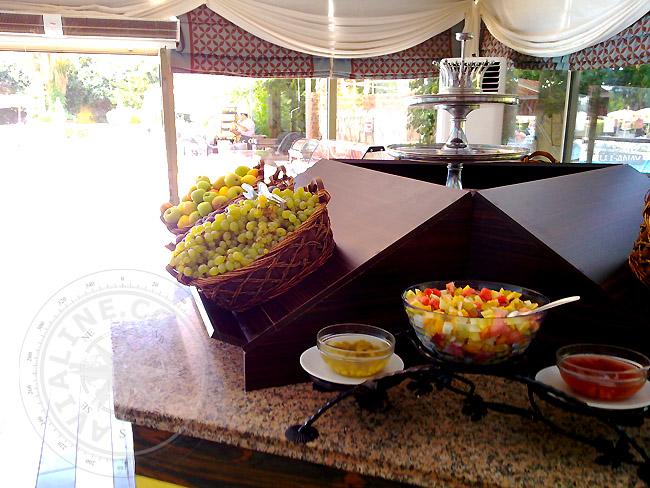 Турция - фрукты и овощи