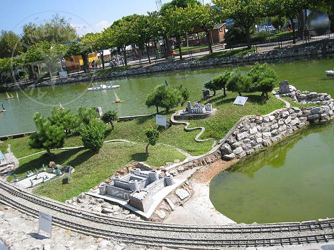 Экскурсия в мини-парк Италии - Римини