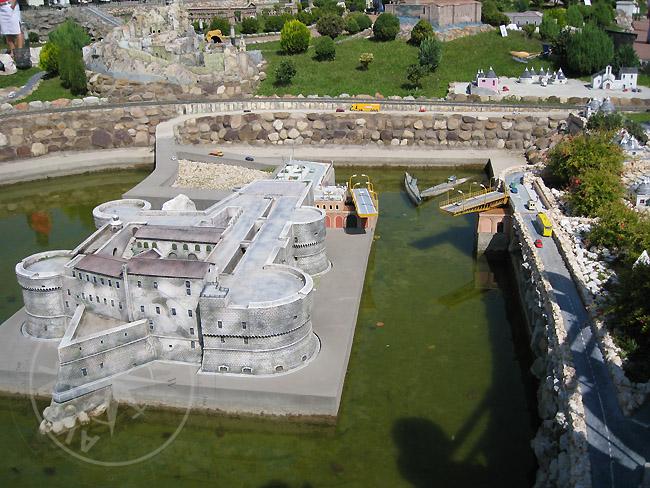 Мини Италия - парк в Римини