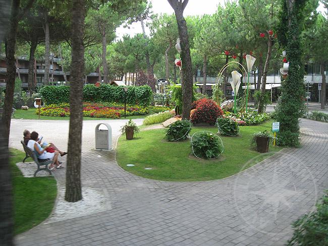 Парки Римини - фото