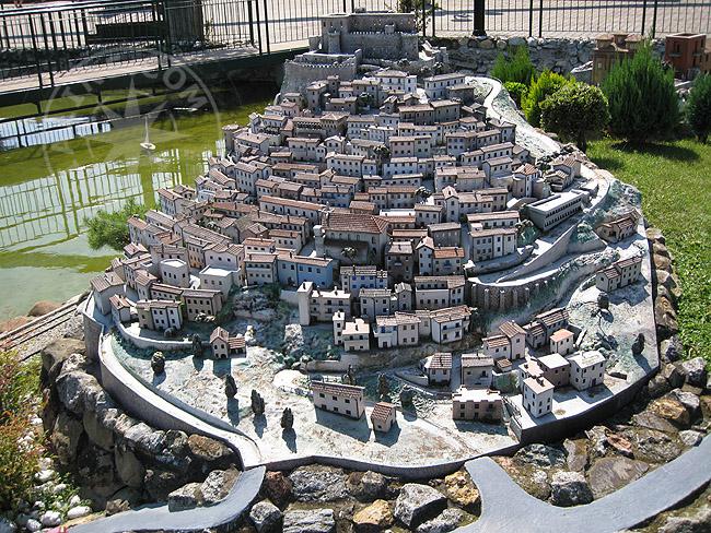 Италия города в миниатюре италия в