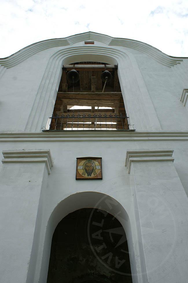 Храм Пресвятой Троицы - колокольня