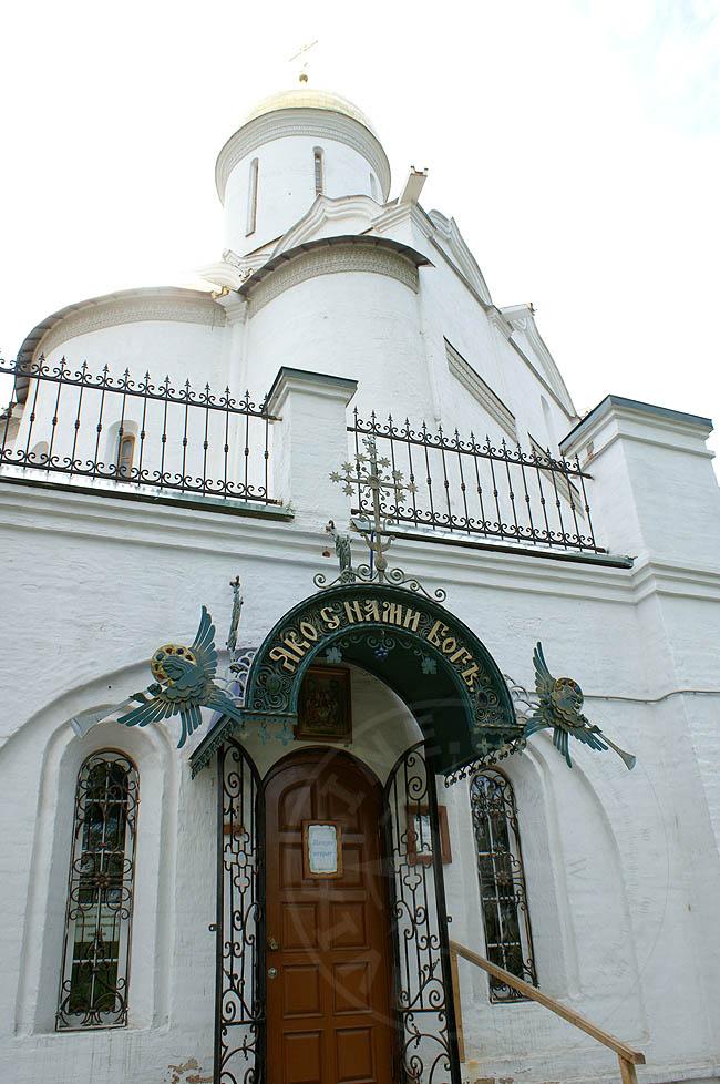 Храм Пресвятой Троицы - церкви Иваново