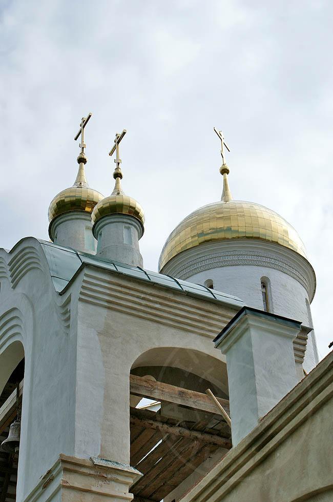 Храм Пресвятой Троицы - купол