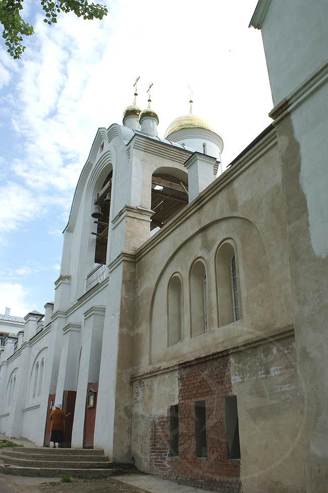 Храм Пресвятой Троицы в Иваново - паломничество