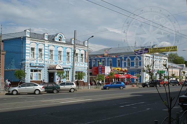Иваново - накануне Дня города
