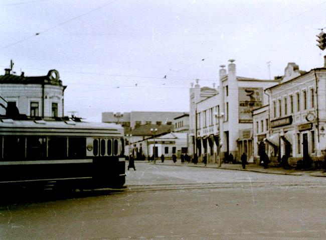 Иваново - старый трамвай