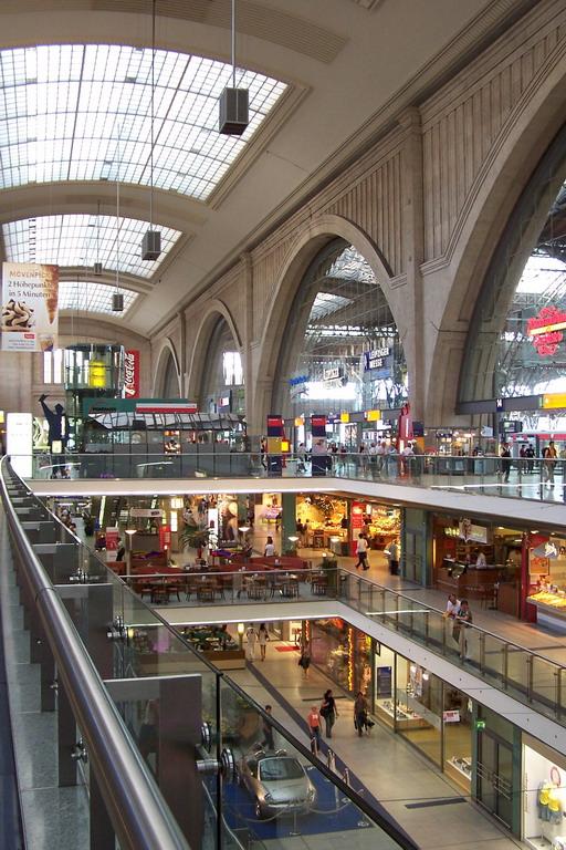 DB - вокзал