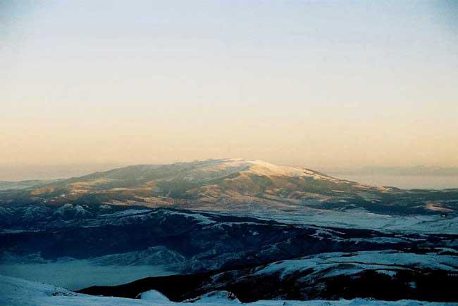 Витоша - национальный парк Болгарии, фото