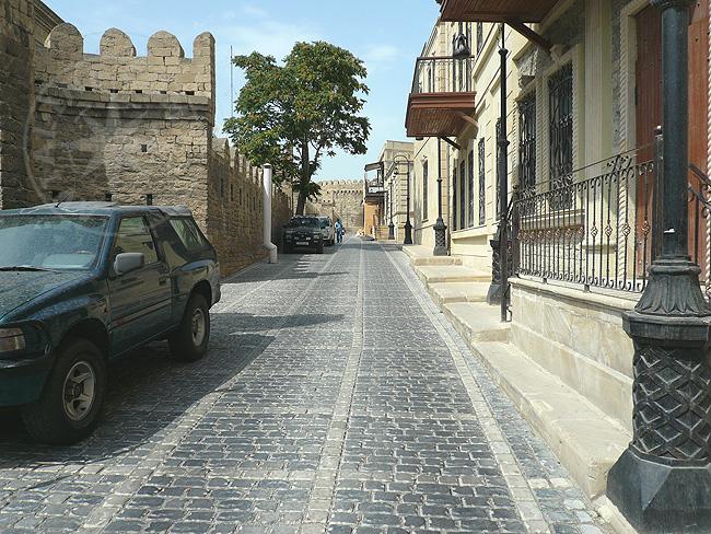 Азербайджан - самые интересные места