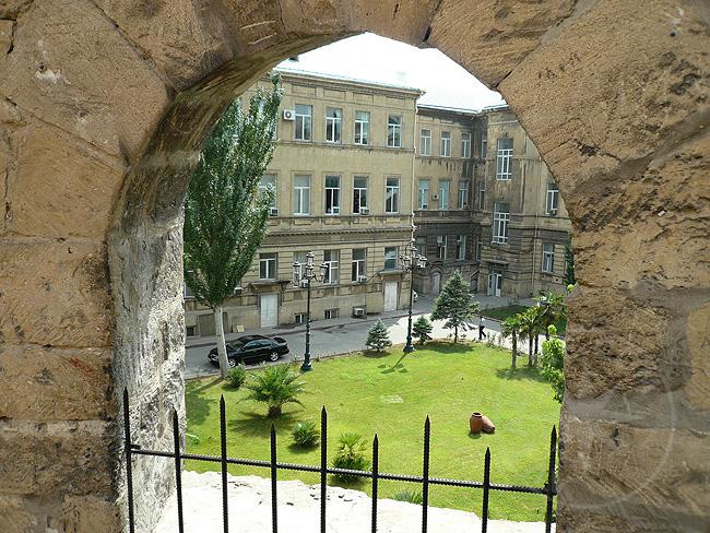 Дворики Баку - фото