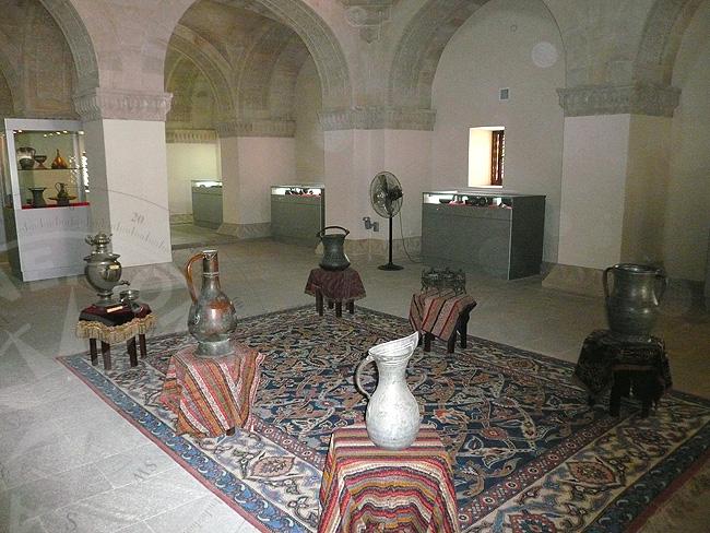 Музеи Баку - внутри
