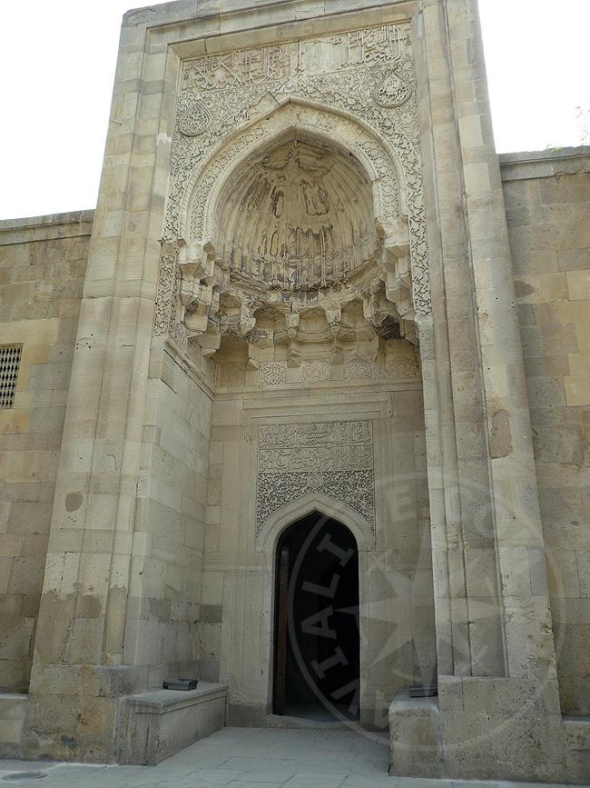 Архитектура старого Баку